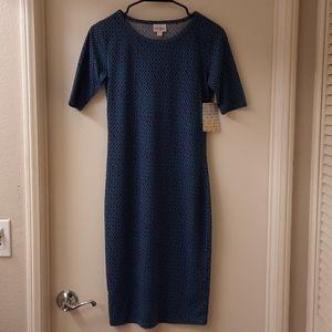 LuLaRoe Julia Knit Dress